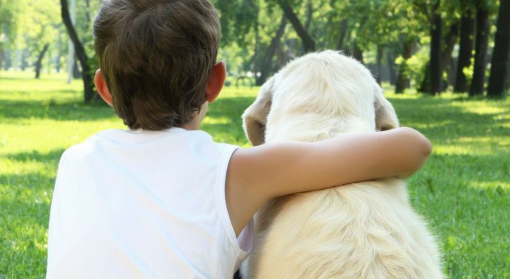 How to Prepare Children for the Responsibility of Dog Ownership