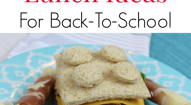 The Best Nut-Free Lunch Ideas For Back-To-School