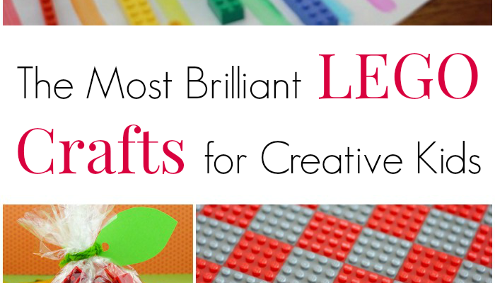 The Most Brilliant LEGO Crafts for Creative Kids