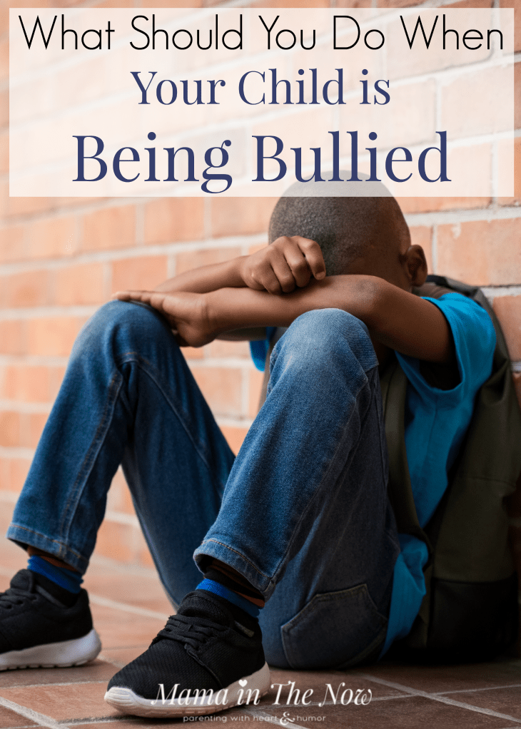 How should parents handle bullying. What should parents do when their child has been bullied? Do you involved the school? #StopBullying #Benice #bully #bullied #parenting #bestparentingtips #stopbullying #mamainthenow