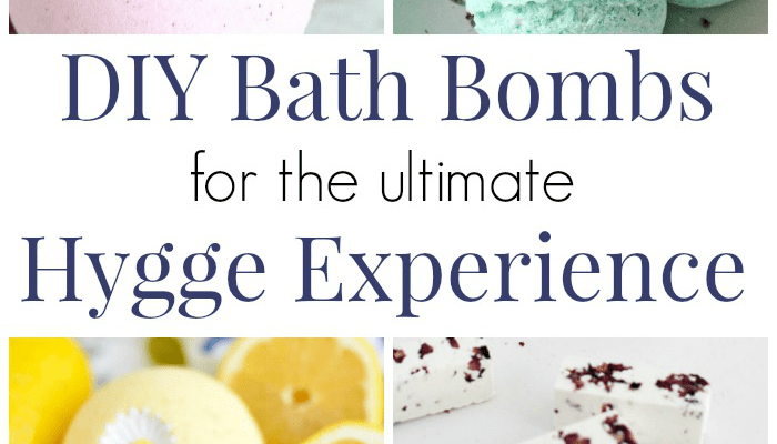 The Best DIY Bath Bombs for the Ultimate Hygge Bath
