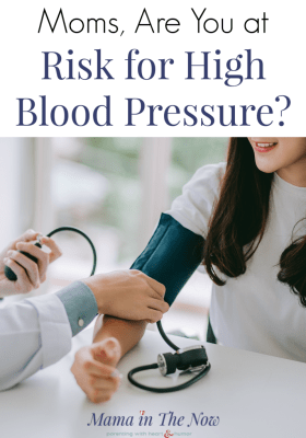 Do you know the symptoms of high blood pressure? Do you know the risk factors for high blood pressure? Knowing your blood pressure numbers is part of your motherhood self care. Learn how to control, maintain and even lower your blood pressure. Be a healthy mom for your kids. Motherhood requires lots of self care, knowing your numbers is part of it. #ad #checkit #highbloodpressure #healthyheart #selfcare #healthymom #healthyliving #knowyournumbers #motherhood #healthymom #mamainthenow