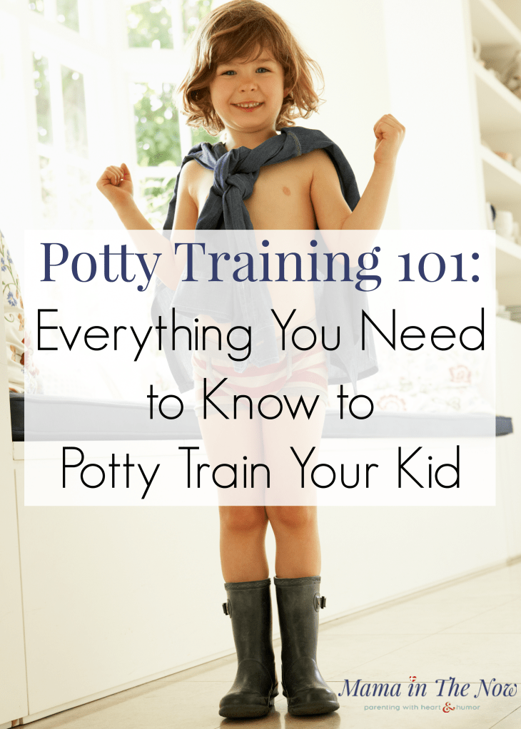 Learn how to potty train your child from a mother of four. Sensible and realistic potty training tips. Potty training 101 without rushing the child. Toilet training for toddlers and beyond. Bedwetting solutions. #Bedwetting #Pottytraining #RealPottyTraining #PottyTrainingTips #mamainthenow