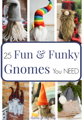 Fun gnome crafts