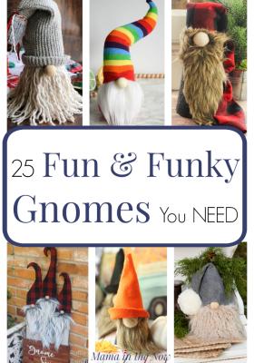 Fun gnome crafts