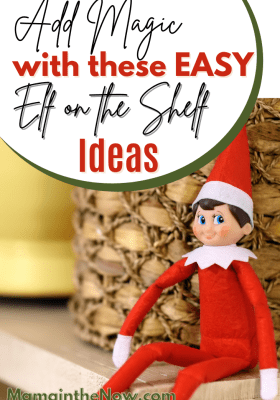 easy and magical elf on the shelf ideas