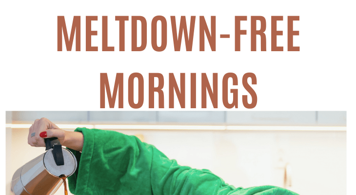 How to Create the Best Morning Routine for Meltdown-free Mornings