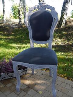 Krzesła Ludwik