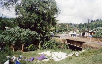 La lessive à la rivière