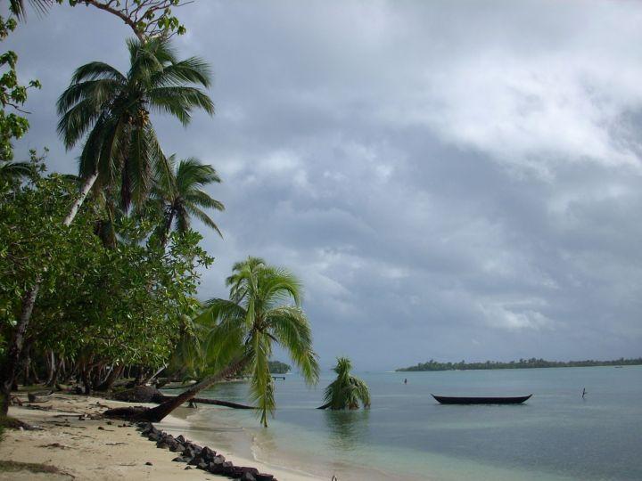 L'île aux nattes (Nosy Nanto) – Juillet 2007