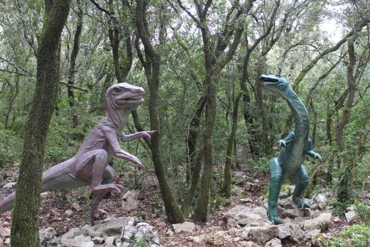 0 28avril - Zoo préhistorique - Aven Marzal (40)