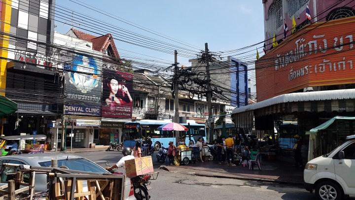 Bangkok – Nos premiers pas en Asie