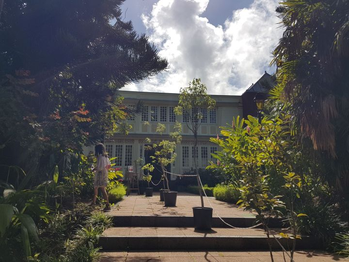 Conservatoire botanique Mascarin