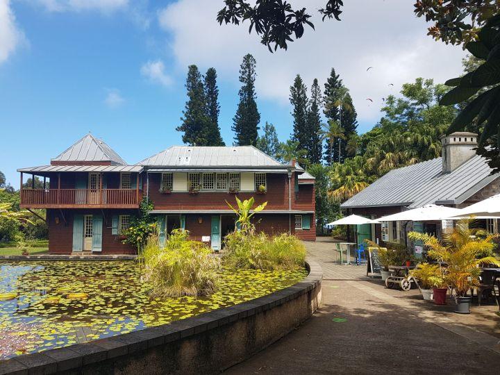 Conservatoire Botanique National de Mascarin