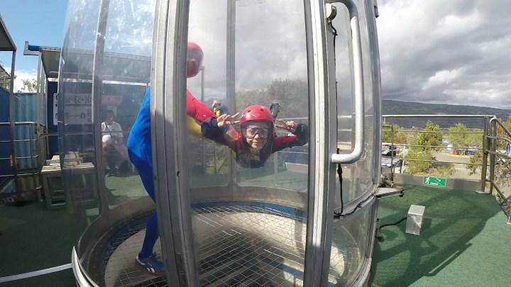 Outfly Réunion – On a testé le simulateur de chute libre !