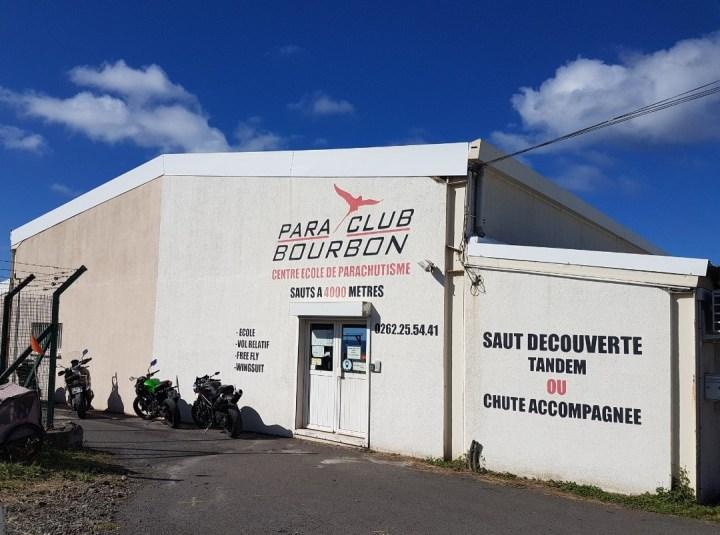 Saut en tandem à La Réunion avec le Para Club de Bourbon