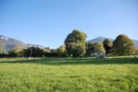Notre terrain en rhône Alpes