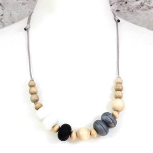 Gilly Silicone Teething necklaces