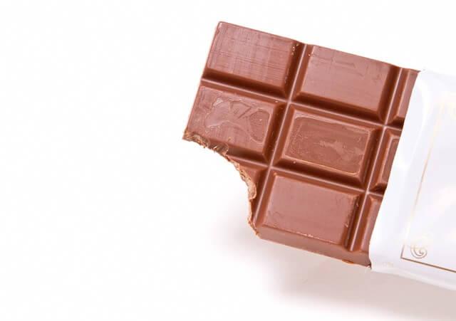 チョコ 腐る カビ