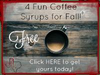 4 Fun Coffee Syrups for Fall