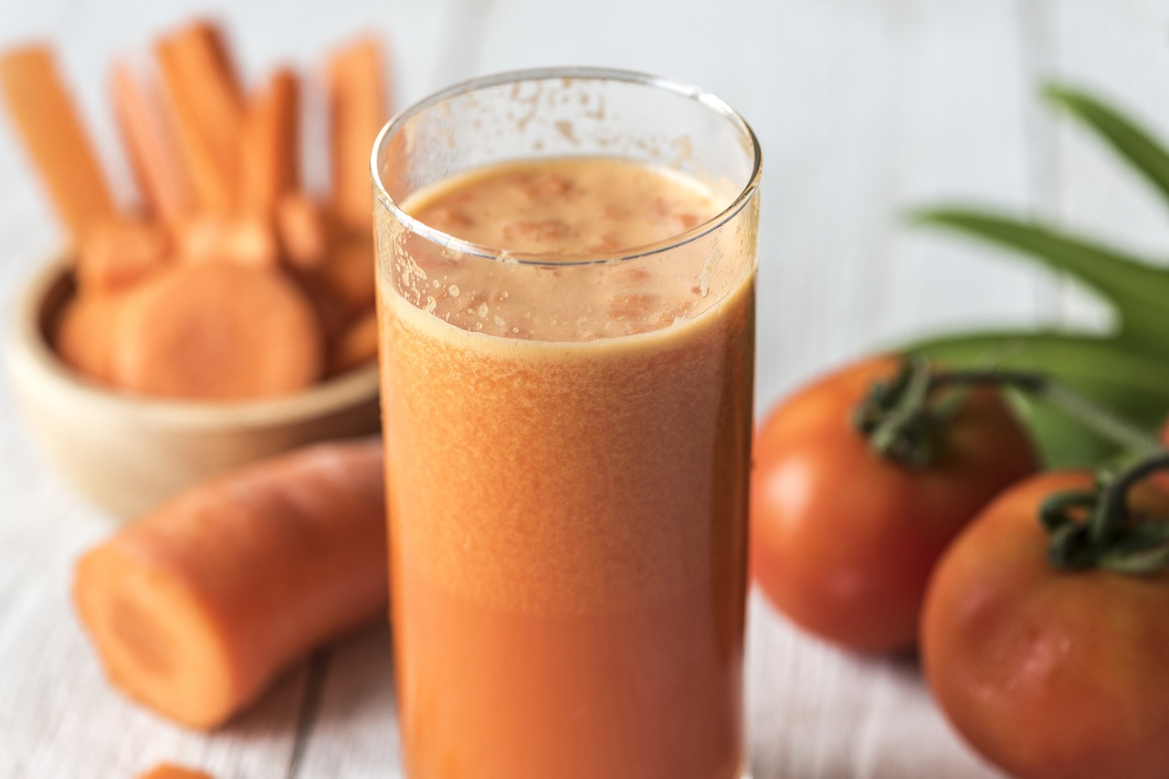 carrot cake smoothie 2