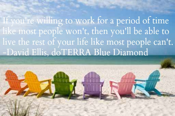 Start your own essential oil work from home business