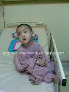 Operation si Fahmi, my darling baby no 1