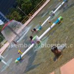 First Time Mandi Kolam!