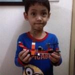 Fauzi dan Lego Legonya….