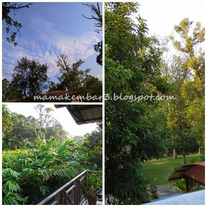 Impian Rimba Resort di Hulu Langat