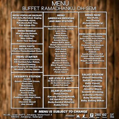 Burger Bakar Kaw-Kaw Ampang