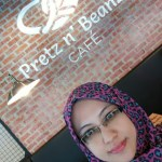 Keenakan Pretzel di Pretz n' Beanz Cafe