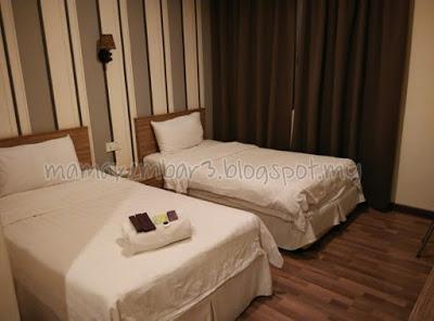 hotel bajet di Kota Tinggi