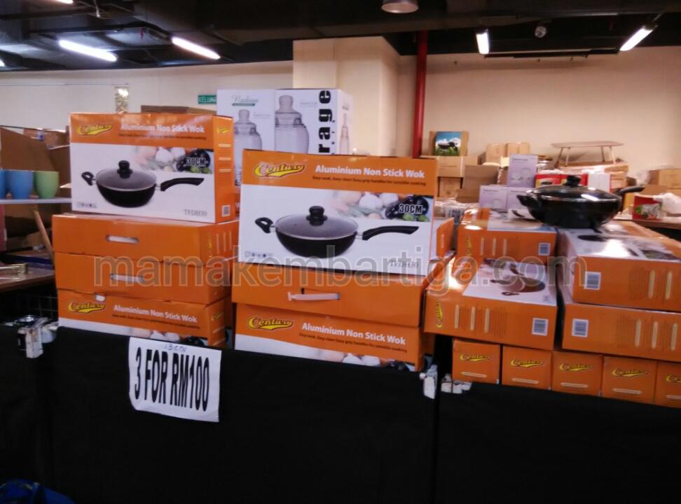 Warehouse Sale Wisma Minlon