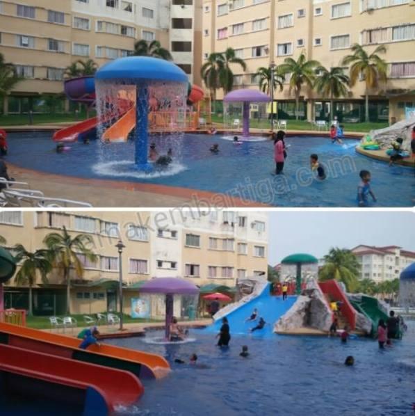 percutian bajet di Primaland Resort Port Dickson