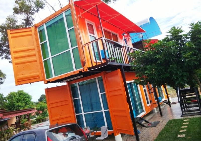 Homestay Kontena Melaka