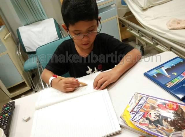 isi masa lapang di hospital