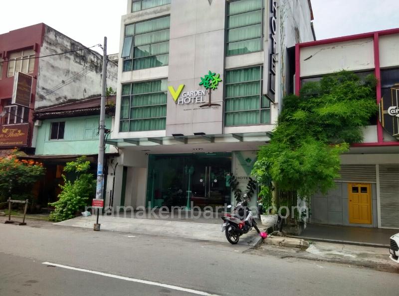 V Garden Hotel Murah Di Kuala Lumpur