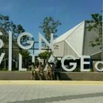 Tak Puas Bershopping di Design Village Outlet Penang