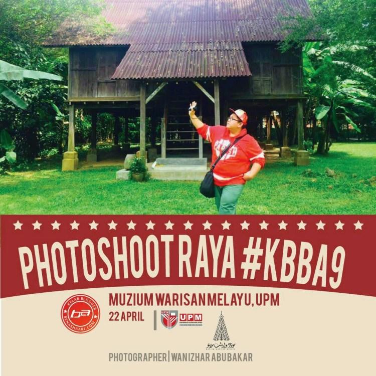 Photoshoot Raya KBBA9