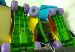 Nak Jual atau Beli Baby Toys? Guna Carousell Je Lah…