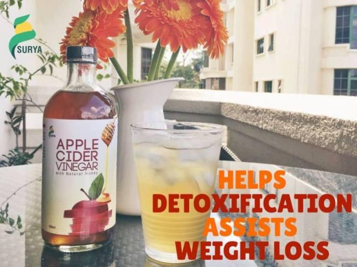 khasiat cuka epal untuk turunkan berat badan
