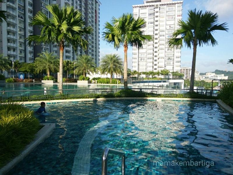 Homestay Putrajaya Dwiputra Residence