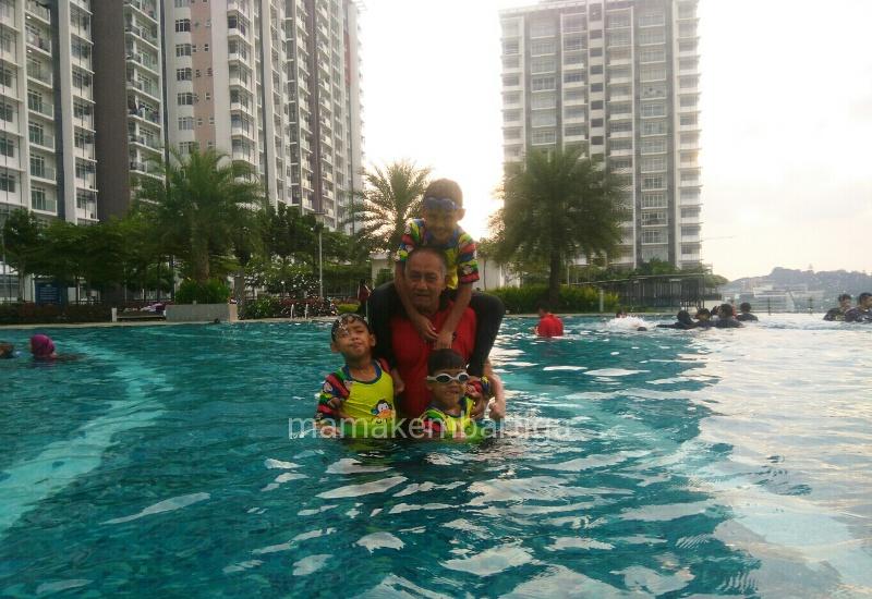 Homestay Murah Putrajaya Indie Apartment
