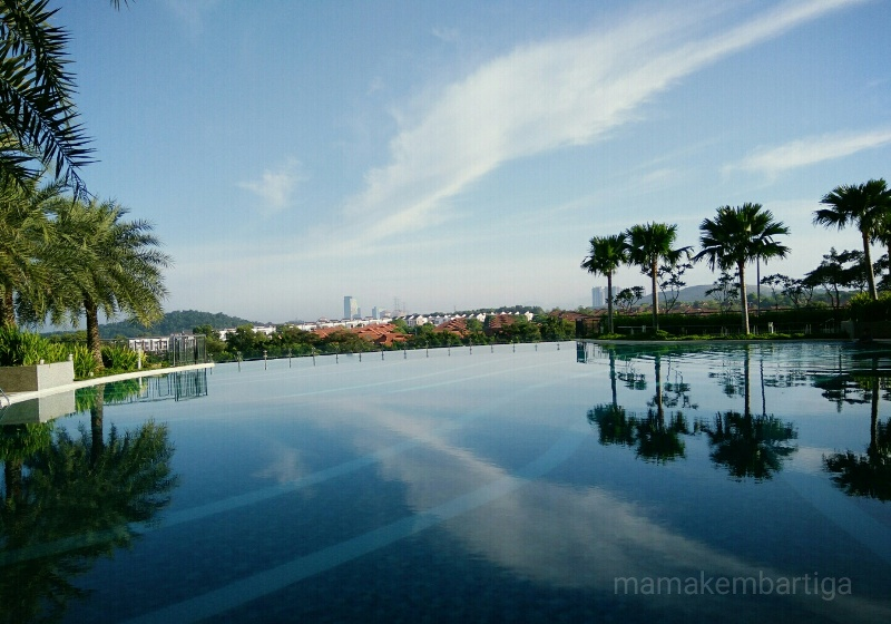 Infinity Pool Homestay Putrajaya