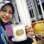 Lazz Susu Kambing dan Lazzcafe Tu Sedap Ke?