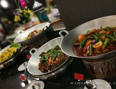 Buffet Ramadhan di Geno Hotel