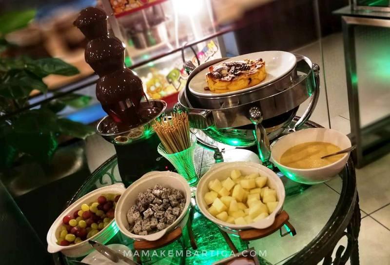 Buffet Ramadhan Hotel Seri Pacific KL