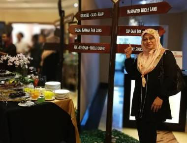 Buffet Ramadhan Hotel PNB Perdana On The Park