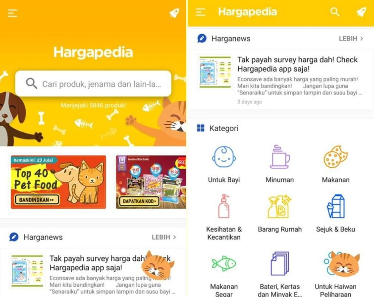 Hargapedia review